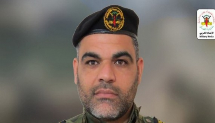 Kudüs Seriyyeleri Komutanlarından Halid Ferac Şehit Oldu