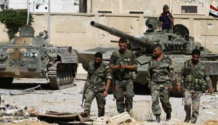 Suriye Ordusu, Han Şeyhun'da Tam Kontrolü Sağladı