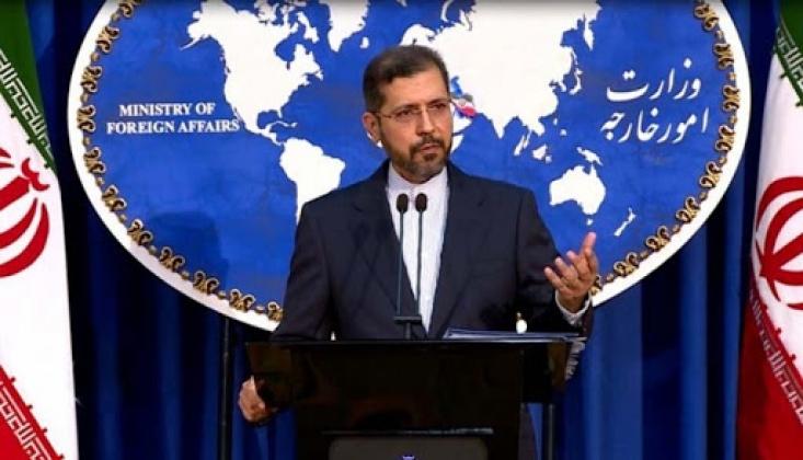 'İran Gereken Cevabı Verdi'