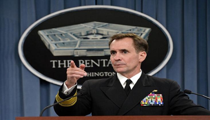 Pentagon: ABD, Yemen Karşısında Arabistan'ın Destekçisidir