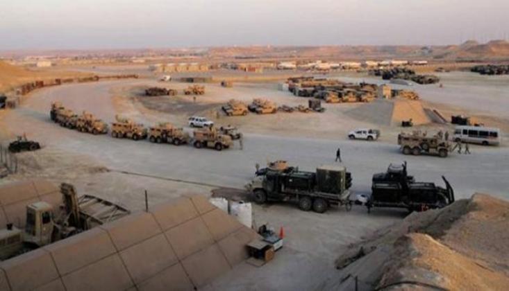 Irak Hükümetine Haber Vermeden Ayn'ül Esed Üssünde Yapılan Köklü Değişiklikler