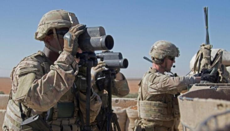 ABD IŞİD Teröristlerini Şeddadi Üssüne Taşıyor
