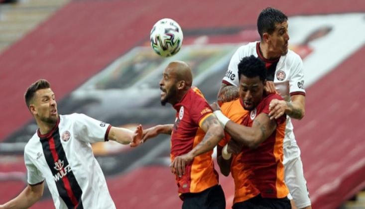 Galatasaray'a Zirve Yarışında Ağır Darbe!