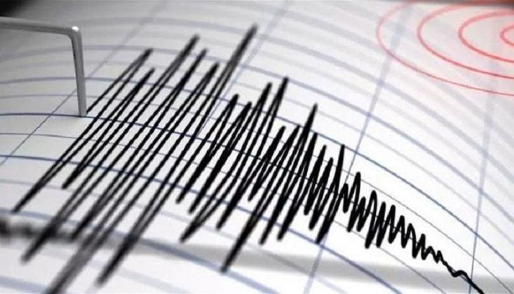 İran'ın Güney Doğusunda Deprem