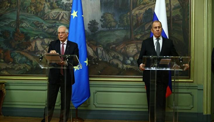 Lavrov: AB Güvenilmez Bir Partner, Yaptırımlara Alıştık