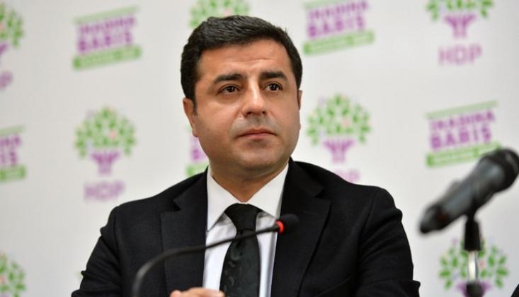 Demirtaş'ın Tutukluluğuna Yapılan İtiraz Reddedildi
