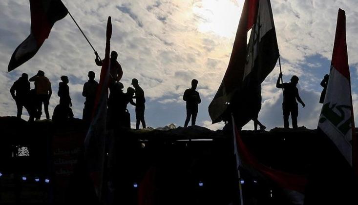 Irak'ın Başkenti Bağdat'ta 4 Ayrı Patlama!