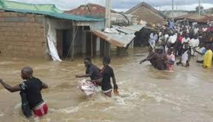 Nijerya'da Sellerde Ölenlerin Sayısı 95'e Çıktı