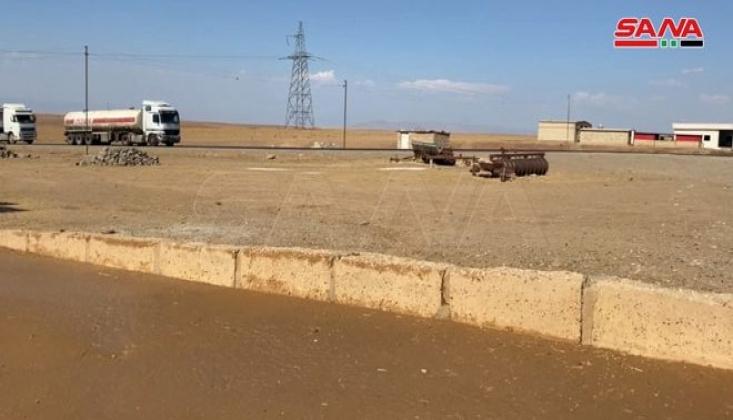 ABD Suriye'den Petrol Çalmaya Devam Ediyor