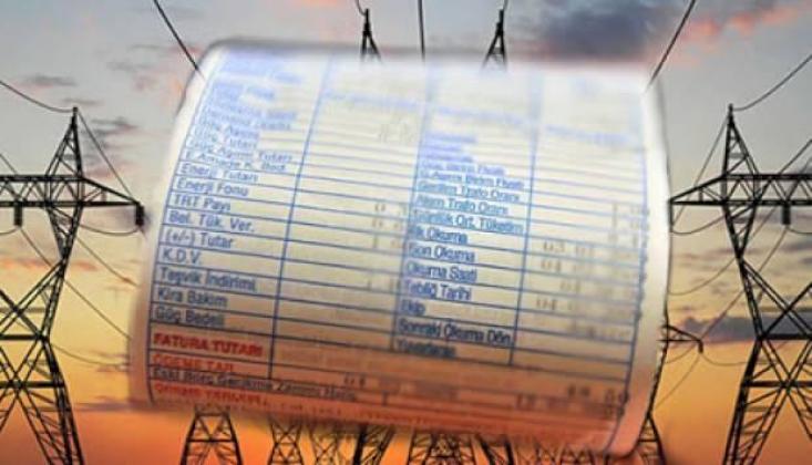 Elektriğe 1 Temmuz'dan İtibaren Yüzde 15 Zam