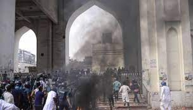 Bangladeş'te Hindistan Başbakanı Modi Karşıtı Protesto: 7 Ölü