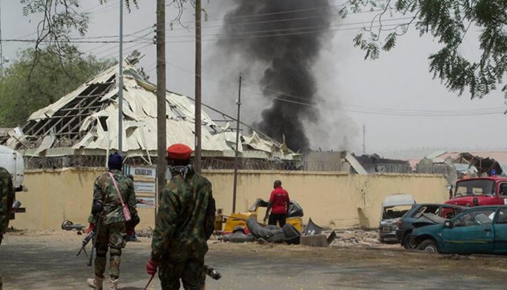 Boko Haram'ın Kampı İmha Edildi