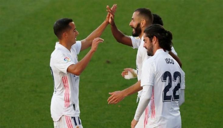 Real Madrid Kazandı, Barcelona Puan Kaybetti