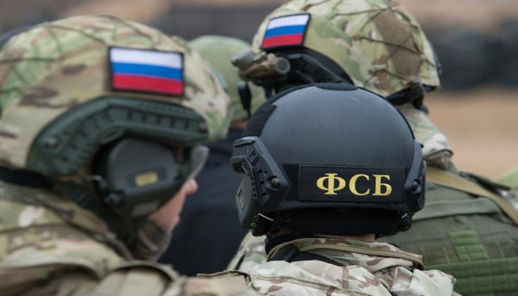 Ukrayna Konsolosuna Suçüstü