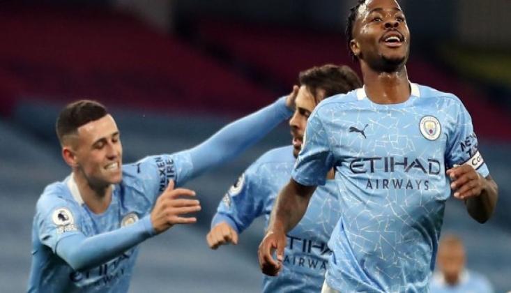 Manchester City, Sahasında Arsenal'i Mağlup Etti