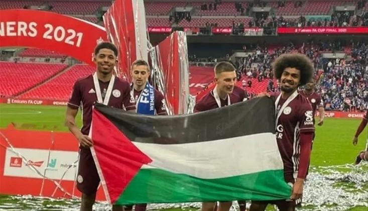 Leicester'lı Oyunculardan Filistin'e Destek