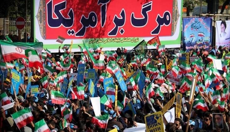 İran'da Küresel Emperyalizme Karşı Milli Mücadele Günü
