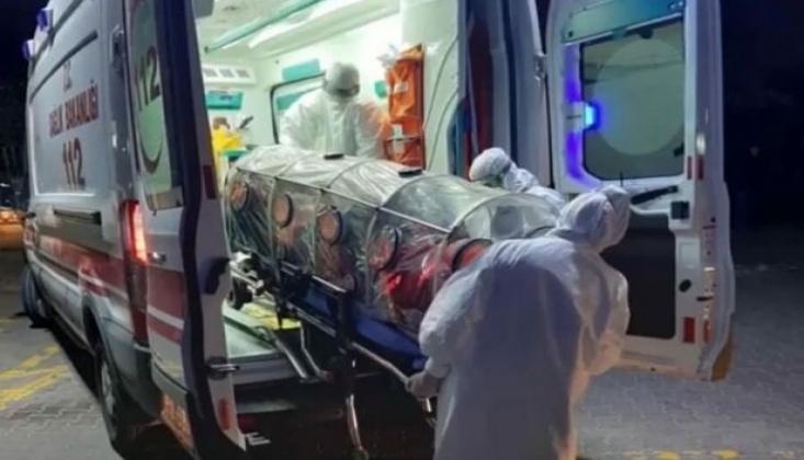 İngiltere'de Koronavirüsten 18 Yaşında Bir Genç Hayatını Kaybetti