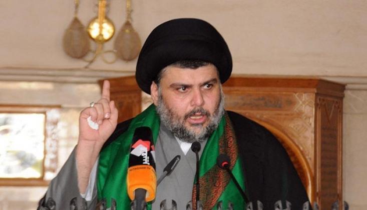 Sadr'dan Protestolar ile İlgili Açıklama