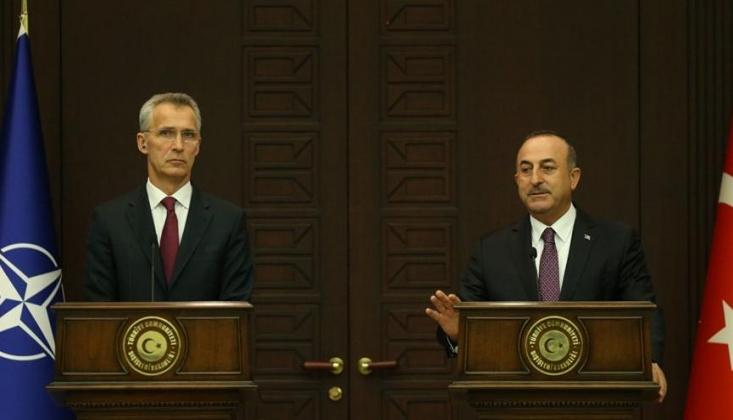 Çavuşoğlu, NATO Genel Sekreteri ile Görüştü!