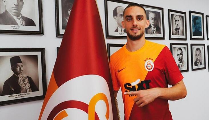 Berkan Kutlu Galatasaray'da!