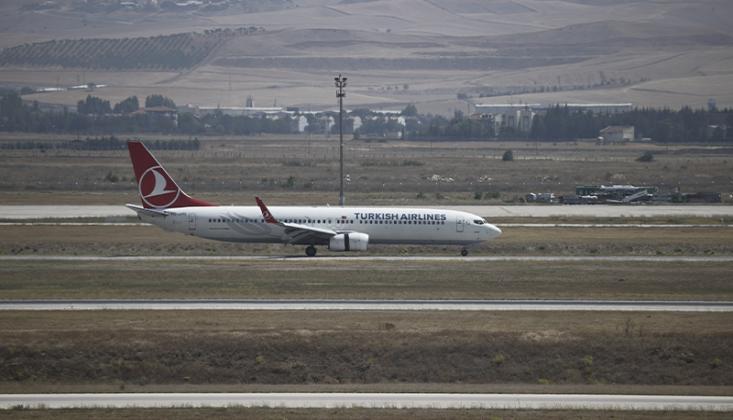 Afganistan'dan Tahliye Edilen İkinci TSK Kafilesini Taşıyan Uçak Ankara'da