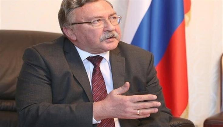 Ulyanov Müzakerelere Değindi; 'En Önemli Konu Sürecin Devamını Sağlamak'