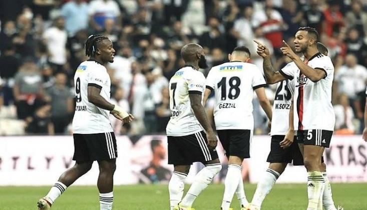 Beşiktaş, Yeni Malatyaspor'u Mağlup Etti.