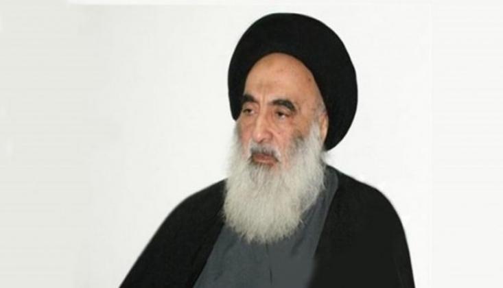 Ayetullah Sistani Kabil'deki Terör Saldırısını Kınadı
