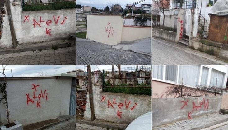Yalova'da Provokasyon: Evleri İşaretlediler