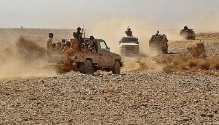 Yemenli Güçlerin Suudilere Operasyonları