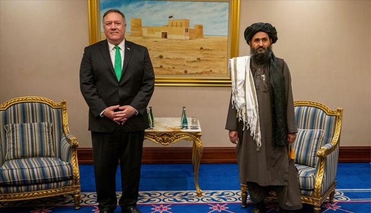 ABD İşgaline Taliban Kılıfı