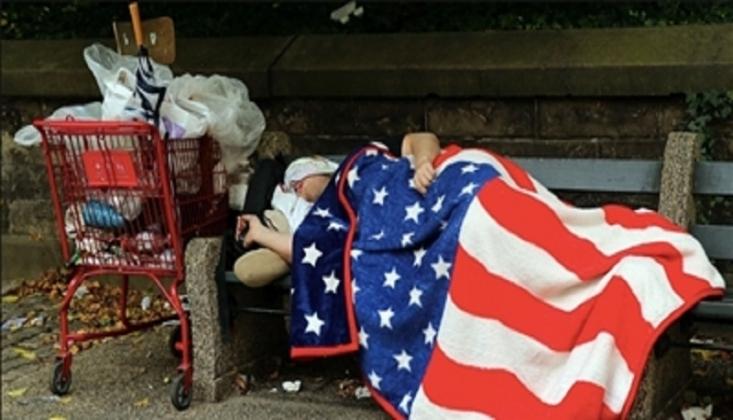 Amerika'da Yoksulluk ve Açlığın Artmasından Endişe Duyuluyor