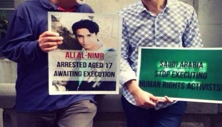 Arabistan'da 40'tan Fazla Genç İdam Edilebilir