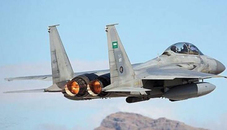 Suudi Savaş Uçakları, Yemenli Sivilleri Hedef Aldı
