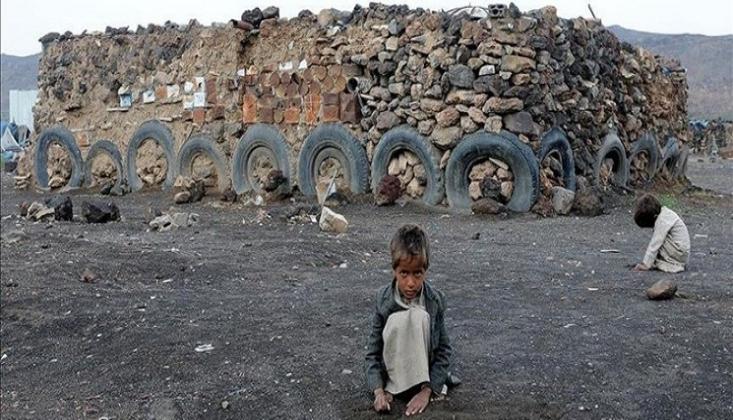 BM: 16 Milyondan Fazla Yemenli Aç