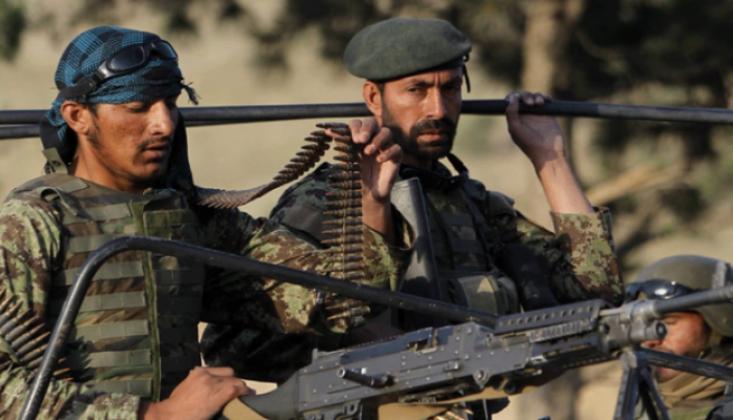 Afganistan'da IŞİD'in İstihbaratına Darbe