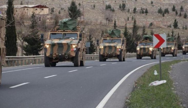 Rusya ve Türkiye'den Suriye'de 19. Ortak Devriye