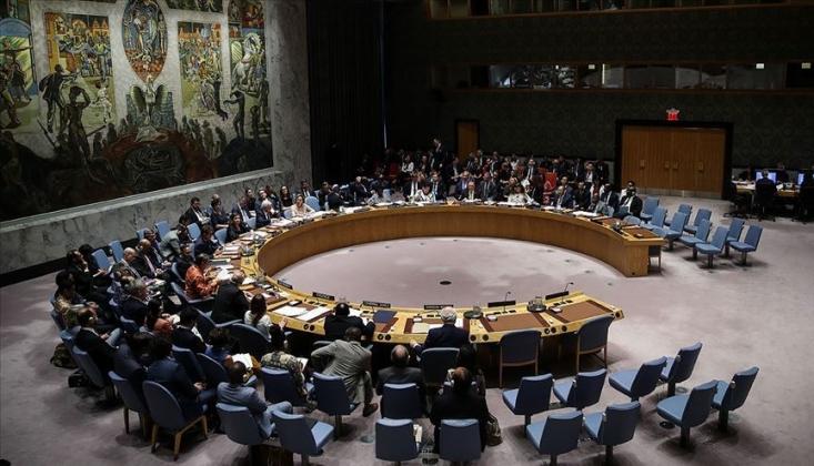Çin: ABD, Güvenlik Konseyini Sabote Ediyor