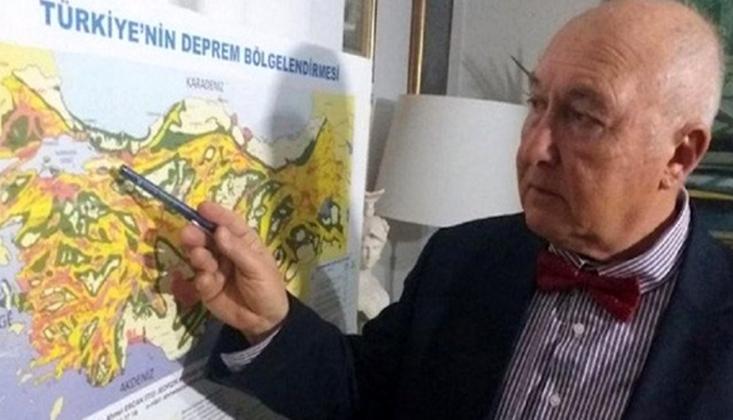 İzmir'i Vuracak Depremin Büyüklüğünü Açıkladı