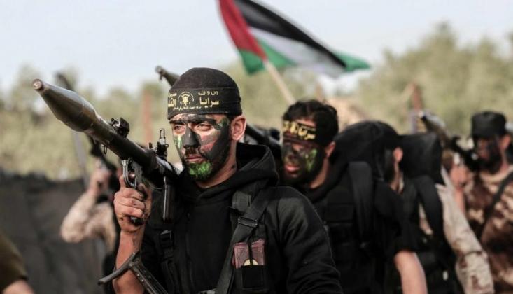 Yahudi Yerleşim Birimleri Boşaltılana Kadar Devrimimiz Devam Edecek