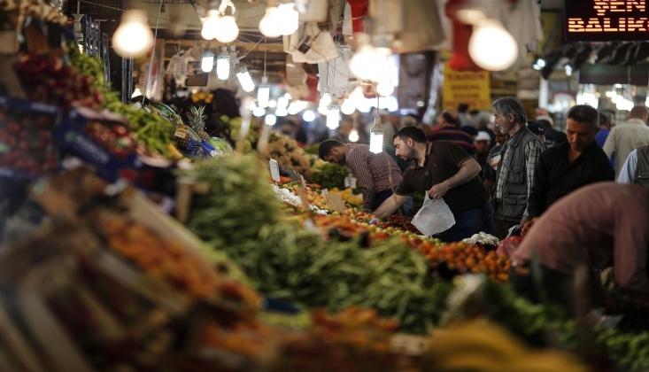 Enflasyon Yükselmeye Devam Ediyor; En Yüksek Artış Gıdada