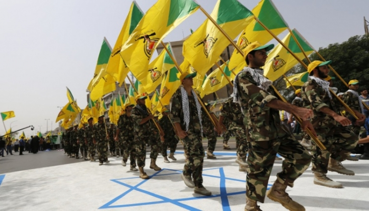 Ketaib-i Hizbullah: Bugün ABD Büyükelçiliğine Girmeyeceğiz