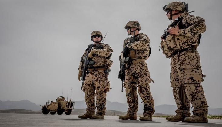 Almanya İşgal Güçlerini Afganistan'dan Çekti