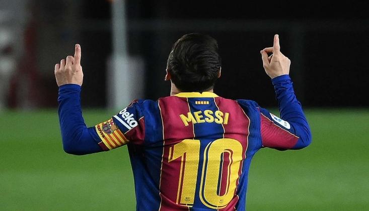 Messi'nin O Kramponlarına Rekor Fiyat!