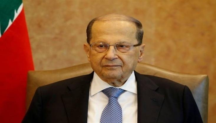 Mişel Avn: Lübnan'ın Durumu, Şart Gerektirmiyor