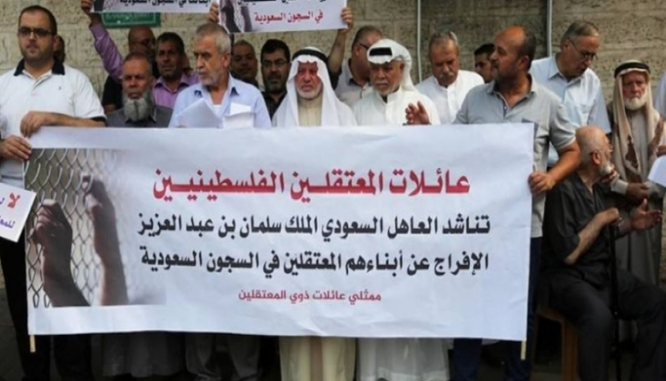 Arabistan'da Esir Tutulan Filistinliler Bugün Mahkemeye Çıkarılıyor