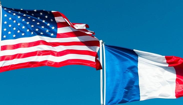 ABD-Fransa Krizi Tırmanıyor