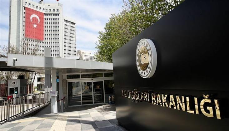 Türk Dışişleri'nden AB'ye Yanıt