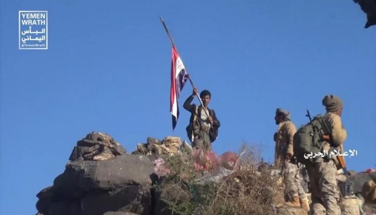 Yemen Güçleri Suudi Üslerine Operasyonlar Düzenledi